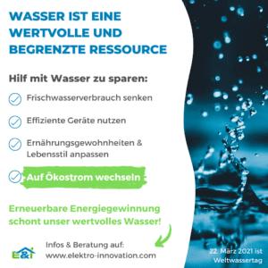 Weltwassertag_Beitrag_E&I_wasser-sparen