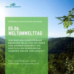 E&I_Weltumwelttag_05.06.21_Umwelt-und-ressourcen-schonen